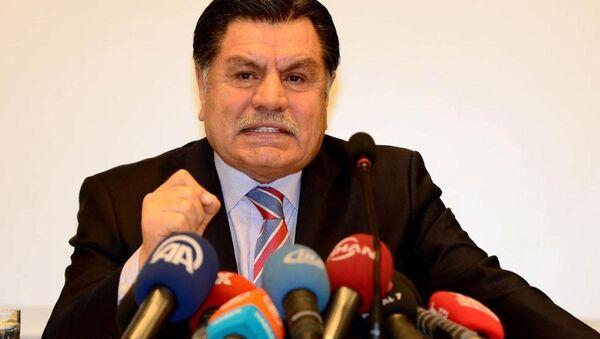 Anayasa Mahkemesi Başkanı Haşim Kılıç - Sputnik Türkiye