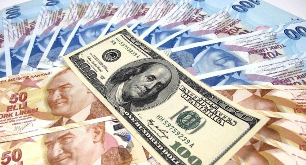 Dolar-Türk Lirası
