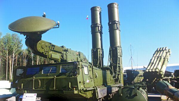 S-300 uçaksavar sistemi - Sputnik Türkiye