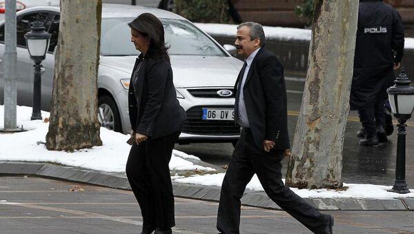 HDP heyeti - Sputnik Türkiye