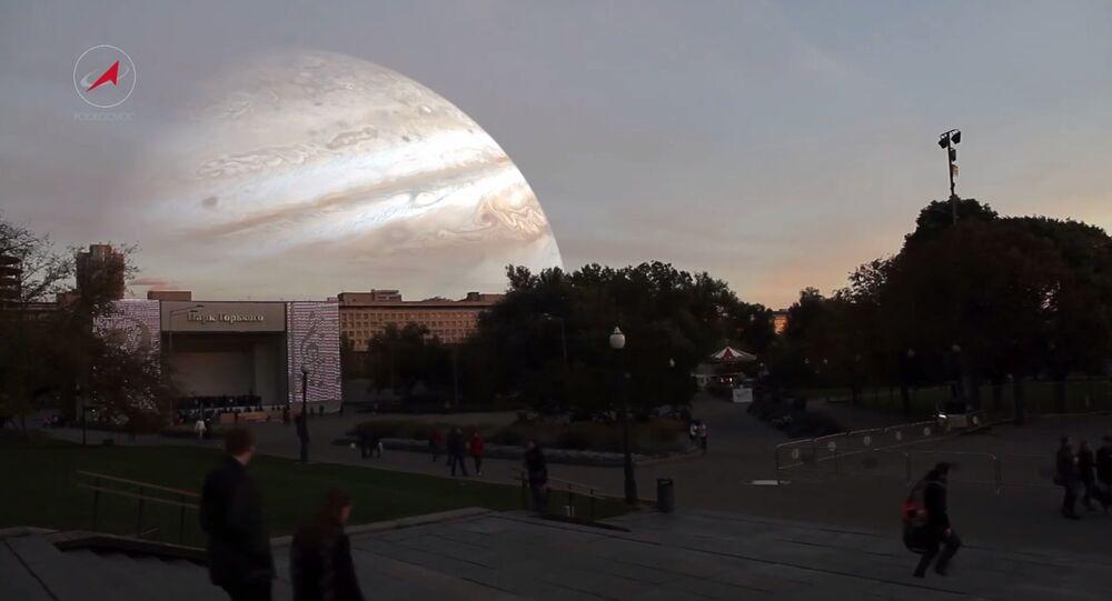 Roskosmos, Ay, Dünya, gezegenler