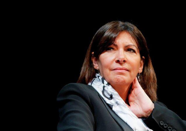 Paris Belediye Başkanı Ann Hidalgo