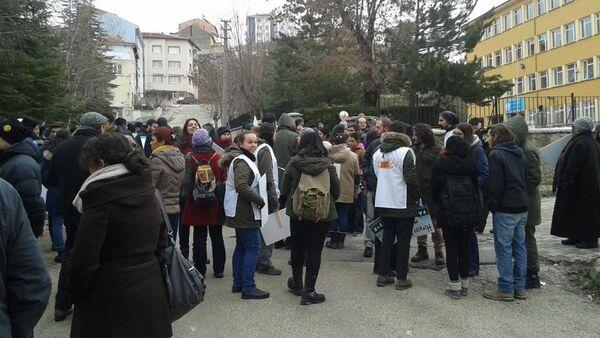 Eğitim-Sen boykot - Sputnik Türkiye
