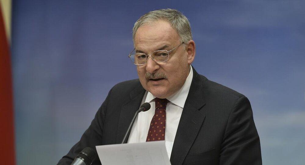 CHP Genel Başkan Yardımcısı ve Parti Sözcüsü Haluk Koç