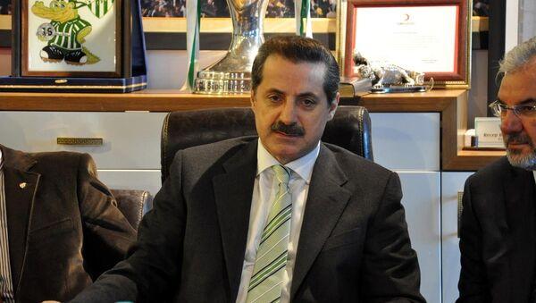 Çalışma ve Sosyal Güvenlik Bakanı Faruk Çelik - Sputnik Türkiye