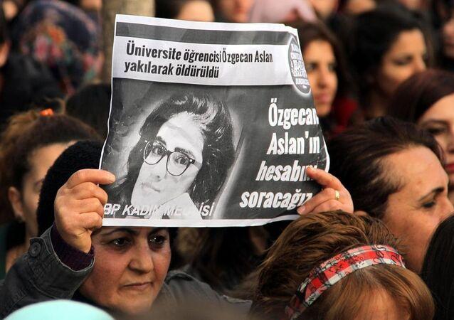 Üniversite öğrencisi Özgecan'ın öldürülmesi