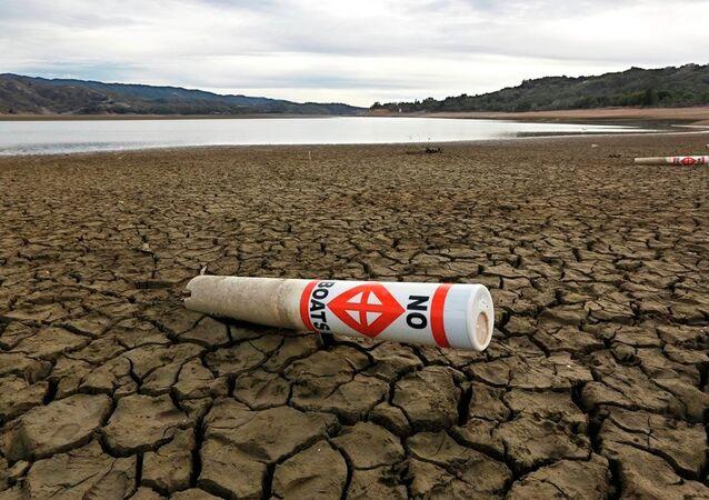 ABD kuraklık