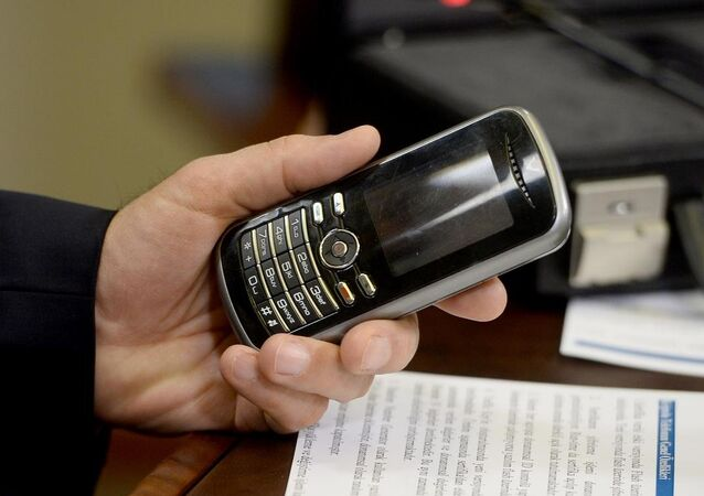 Kriptolu telefon