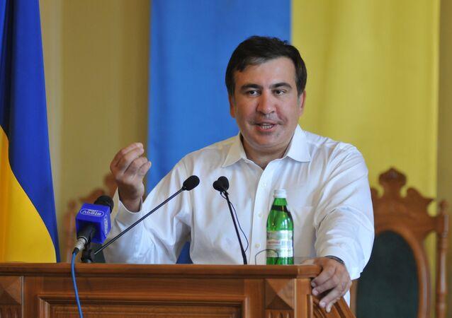 Mihail Saakaşvili