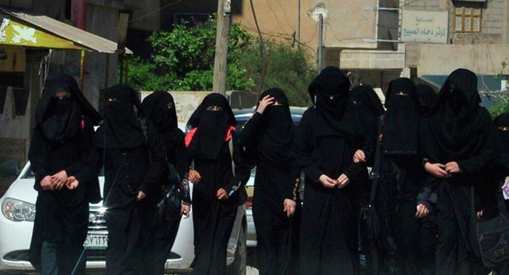 Rakka'daki kadınlar