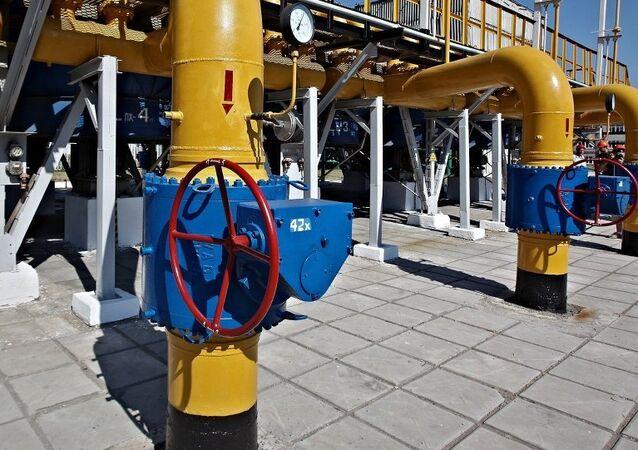 Donetsk, Rus doğalgazı kullanmaya başladı