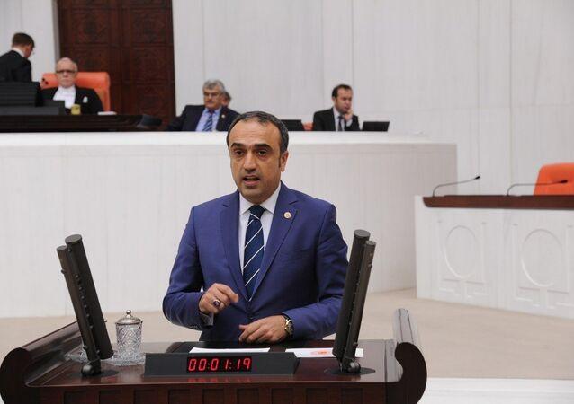 AK Parti Diyarbakır Milletvekili Cuma İçten