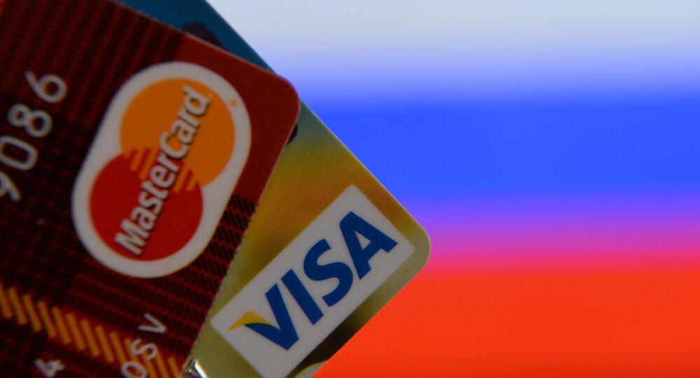 VISA ve MasterCard kartları