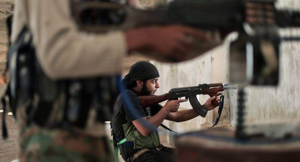 IŞİD-Irak