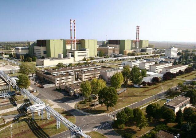 Macaristan Paks Nükleer Güç Santrali