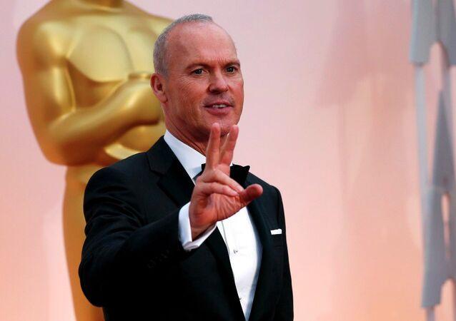 Aktör Michael Keaton
