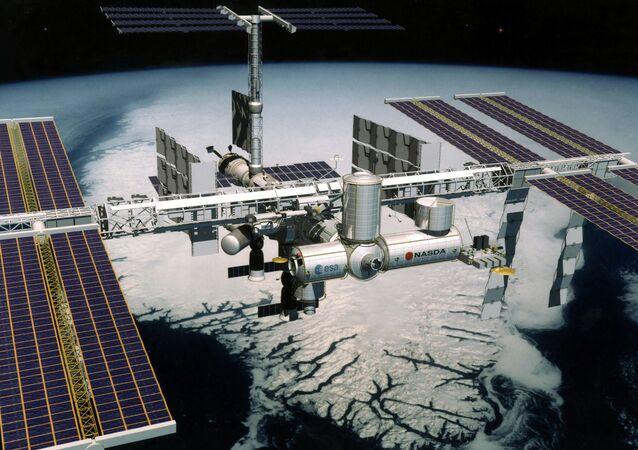 Uluslararası Uzay İstasyonu (ISS)