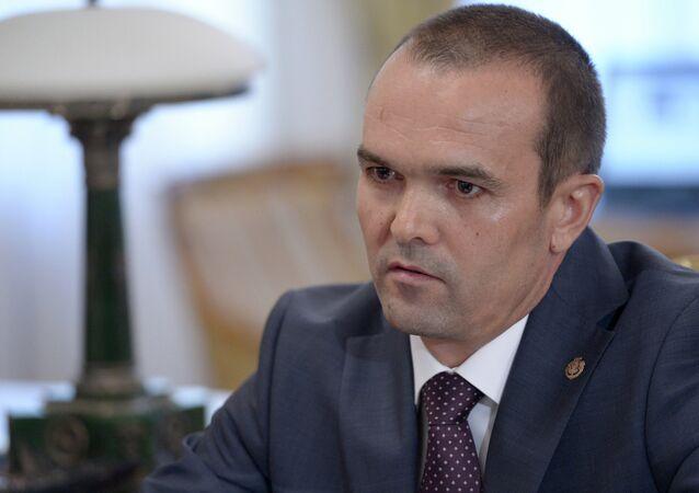 Çuvaşistan Başkanı Mihail İgnatyev