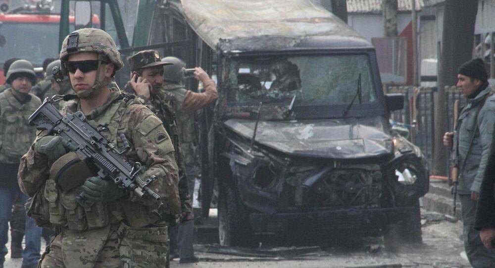 Afganistan'da Türk askerlerine yönelik saldırı