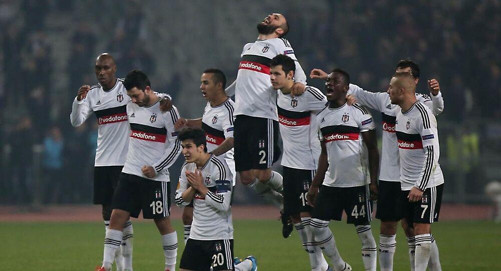 Beşiktaş - Liverpool