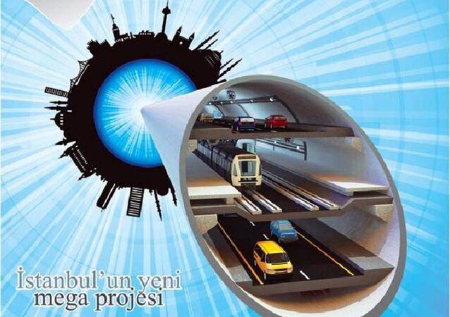 İstanbul Mega Proje Tanıtımı