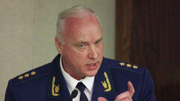Rusya Soruşturma Komitesi Başkanı Aleksandr Bastrıkin - Sputnik Türkiye