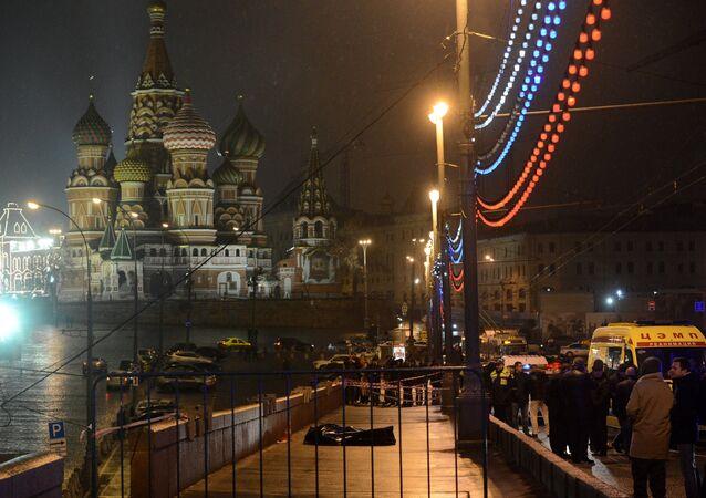 Boris Nemtsov ölüm