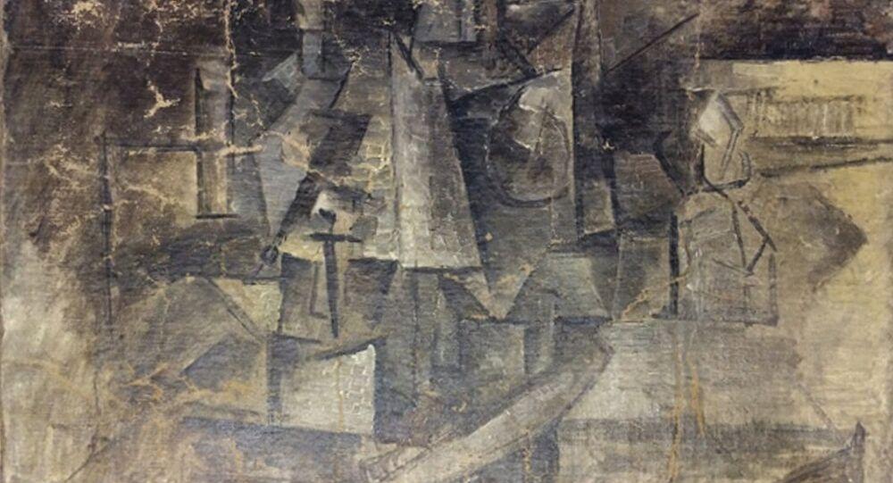 Picasso tablosu