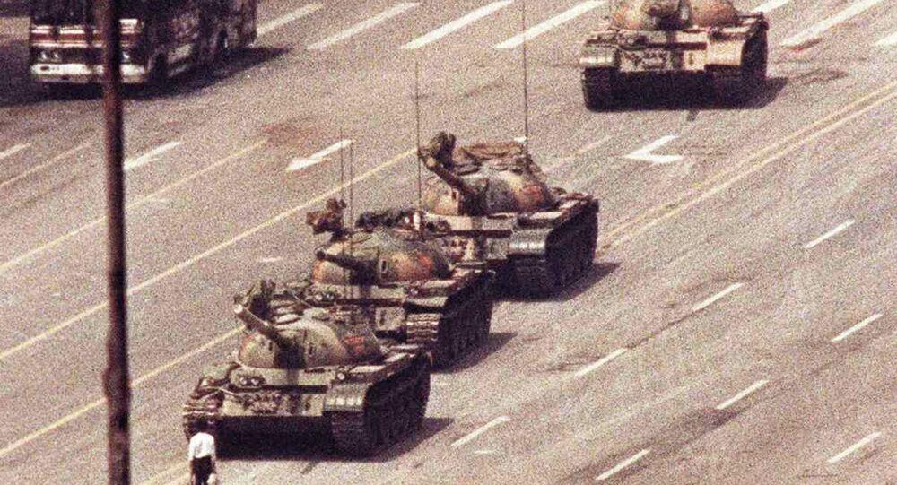 Tiananmen Meydanı