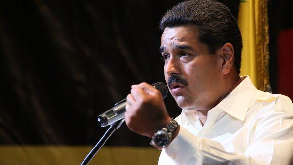 Venezüella Cumhurbaşkanı Nicolas Maduro - Sputnik Türkiye