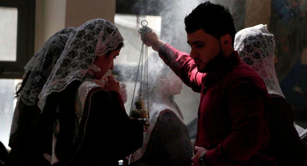 IŞİD tarafından kaçırılan Süryaniler