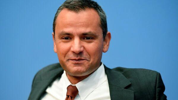Almanya - Eski Sosyal Demokrat Parti (SPD) milletvekili Sebastian Edathy - Sputnik Türkiye