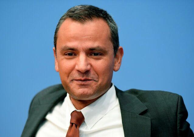 Almanya - Eski Sosyal Demokrat Parti (SPD) milletvekili Sebastian Edathy