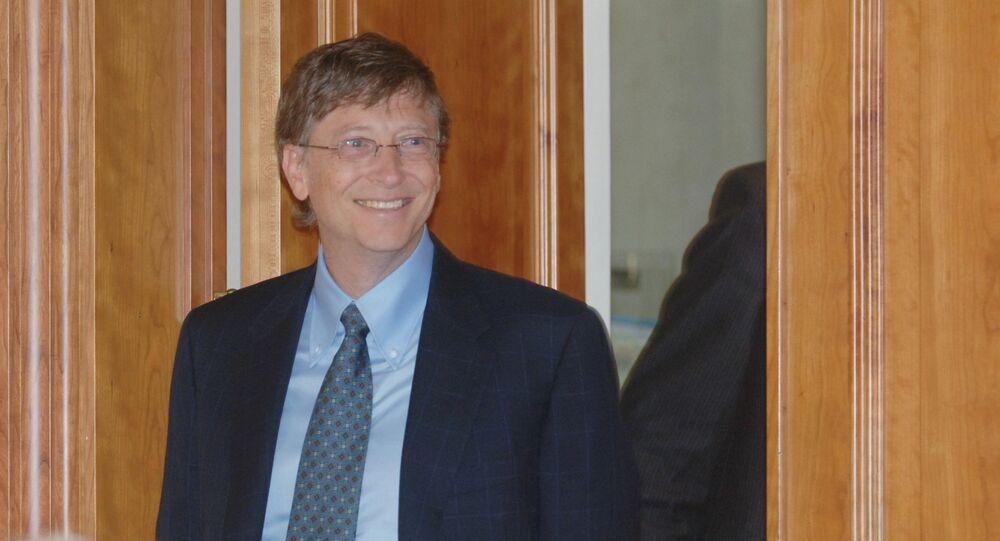 Microsoft kurucusu Bill Gates