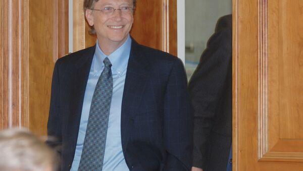 Microsoft kurucusu Bill Gates - Sputnik Türkiye