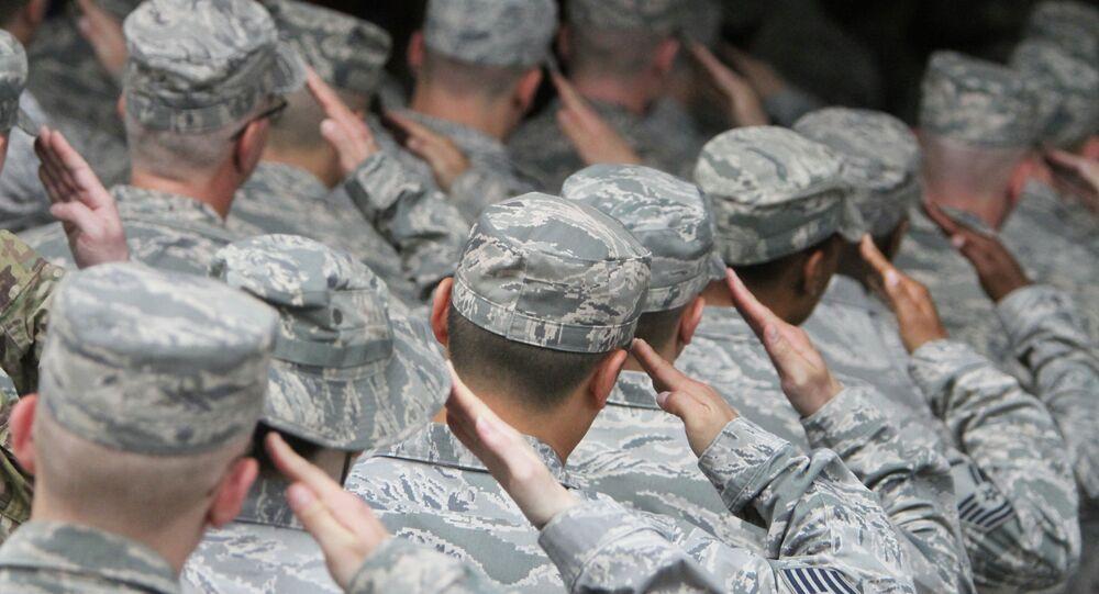 ABDli askerler
