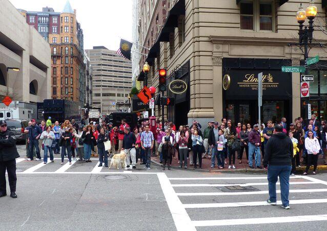 Boston maratonuna terörist saldırı