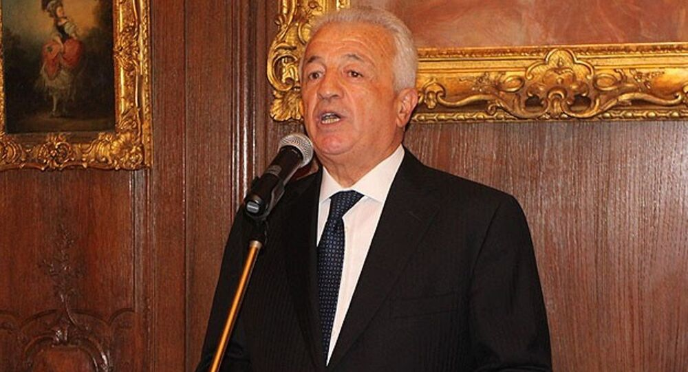 Türkiye'nin Paris Büyükelçisi Hakkı Akil