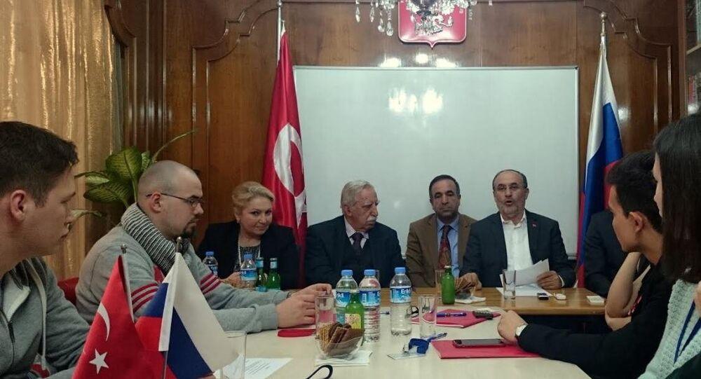 Türkiye-Rusya Parlamentolararası Dostluk Grubu Başkanı Salih Kapusuz