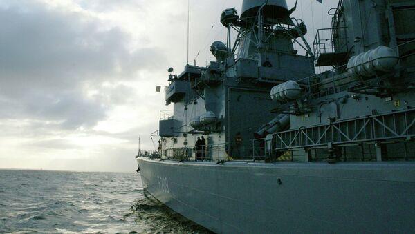 NATO gemi - Sputnik Türkiye