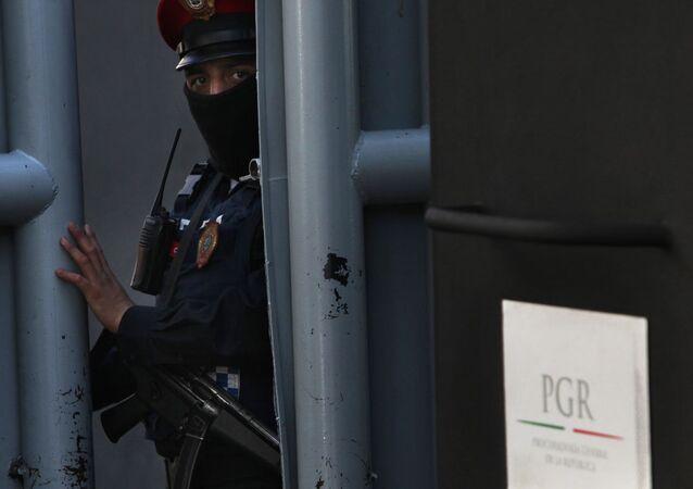 Meksika'da uyuşturucu karteli lideri yakalandı