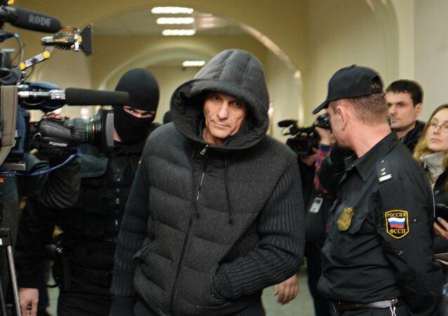 Sahalin Valisi Aleksandr Horoşavin