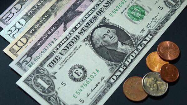 ABD doları  - Sputnik Türkiye