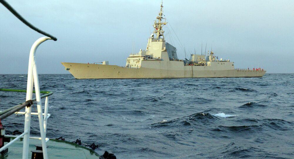NATO gemisi