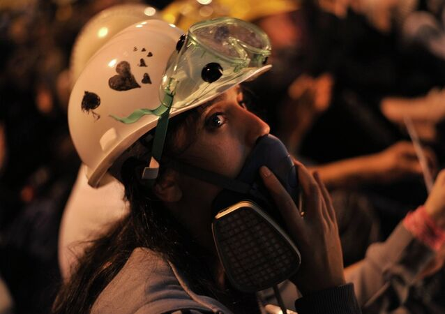 Taksim Gezi Parkı eylemleri