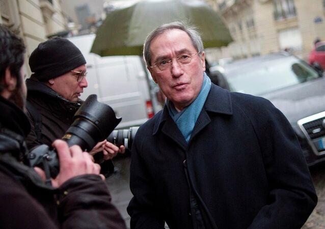 Fransa eski İçişleri Bakanı Claude Gueant
