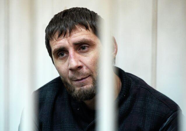 Boris Nemtsov cinayeti zanlısı Zaur Dadayev