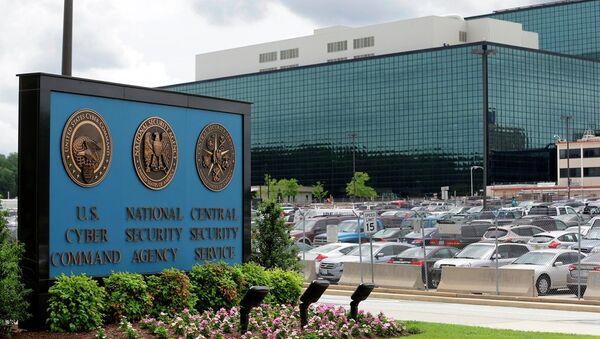 ABD Ulusal Güvenlik Ajansı NSA - Sputnik Türkiye