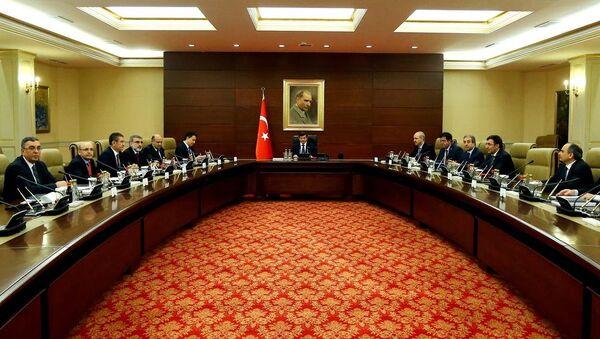 Ekonomi Değerlendirme Toplantısı - Sputnik Türkiye