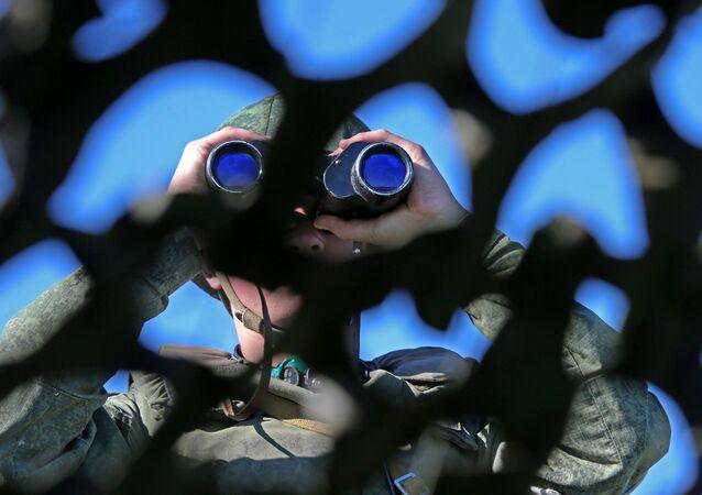 Rusya askeri tatbikat